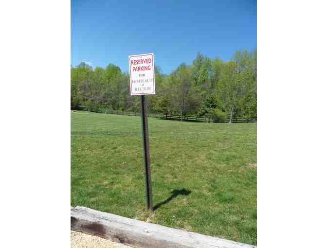 Your Very Own Reserved Parking Space at Summit (2 of 2)