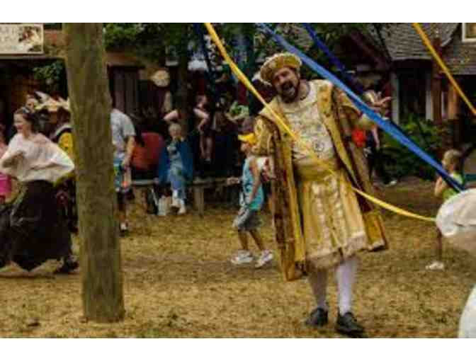 Huzzah! The Maryland Renaissance Festival awaits