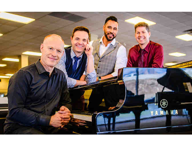 Tickets and VIP Passes/Meet and Greet to The Piano Guys at Wolf Trap
