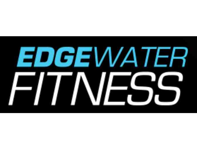 Try out Edgewater Fitness for ONE month