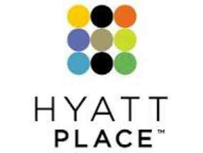 Hyatt Place- 1 Two Night Stay