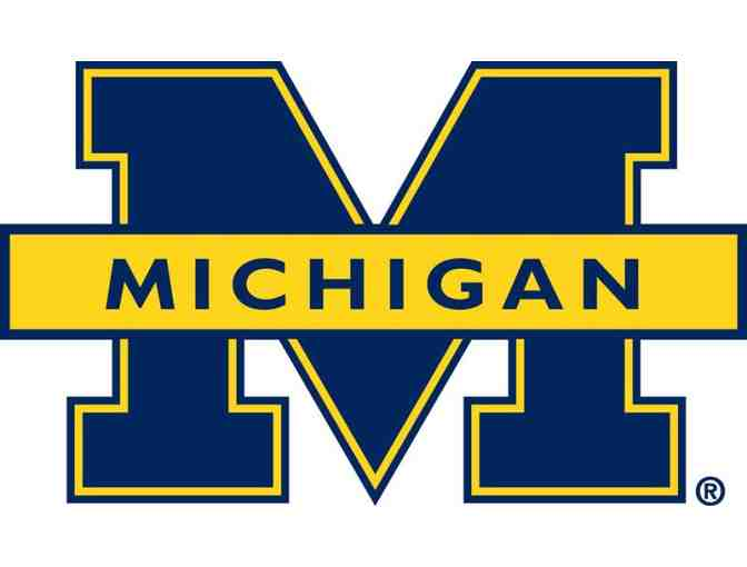 2 Tickets to 11-17-18 University of Michigan Football Game vs Indiana -50 Yard Line - Photo 2