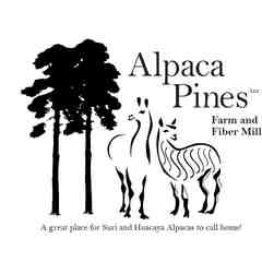 Alpaca Pines Farm & Fiber Mill