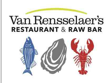 Van Rensselaer's Restaurant and Raw Bar Gift Certificate