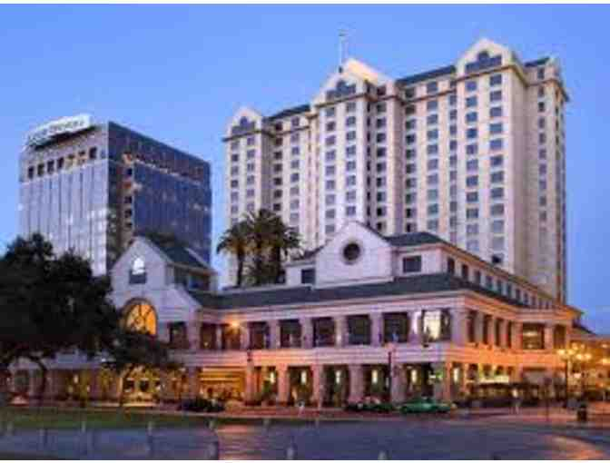 Fairmont San Jose Two-night stay