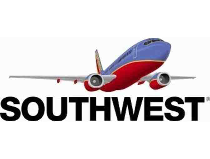 Southwest Airlines- Two round trip tickets valid for use prior to September 2018