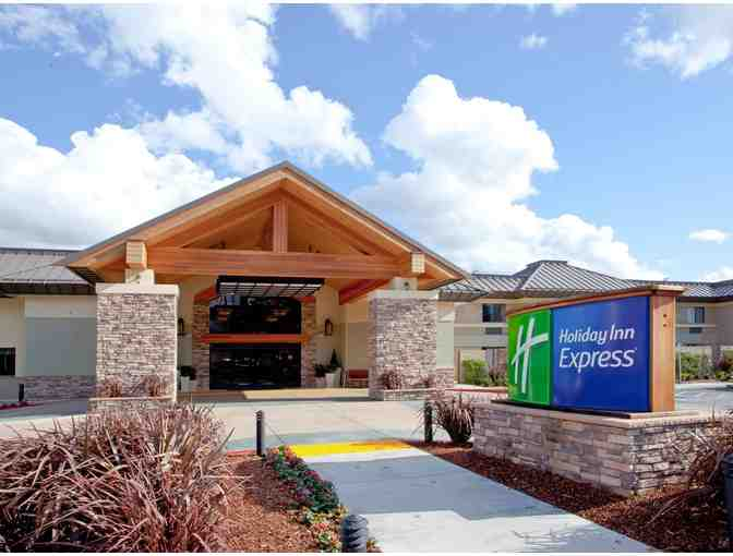 Two-Night Stay @ Holiday Inn Express Walnut Creek