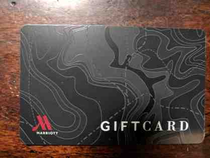 $200 Marriott Gift Card
