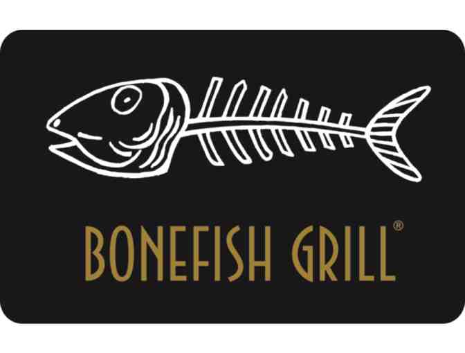 $25 Bonefish Grill Gift Card - Photo 1