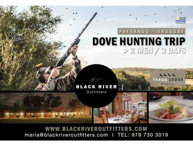 Black River Outfitters - Uruguay Dove Trip! - Photo 1