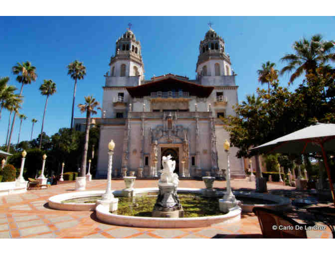 Hearst Castle Grand Rooms Tour For Two