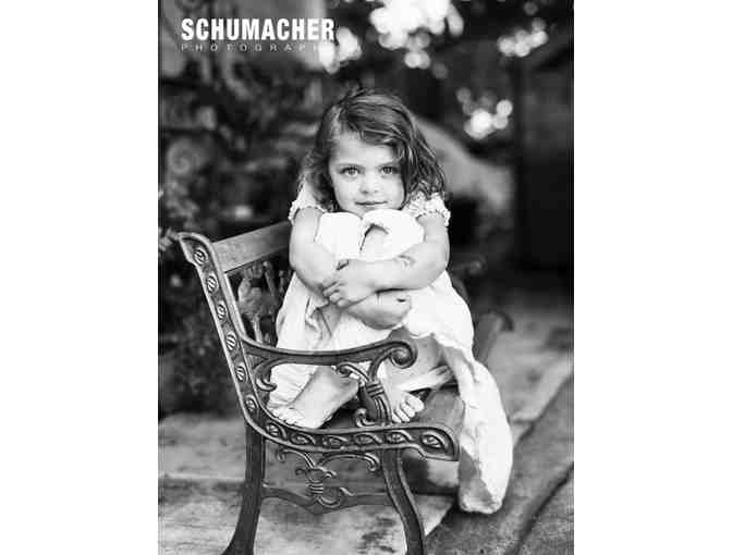 Schumacher Photography Session and Photograph