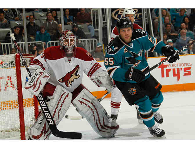 San Jose Sharks vs. New York Rangers Tues March 28 --Great seats!