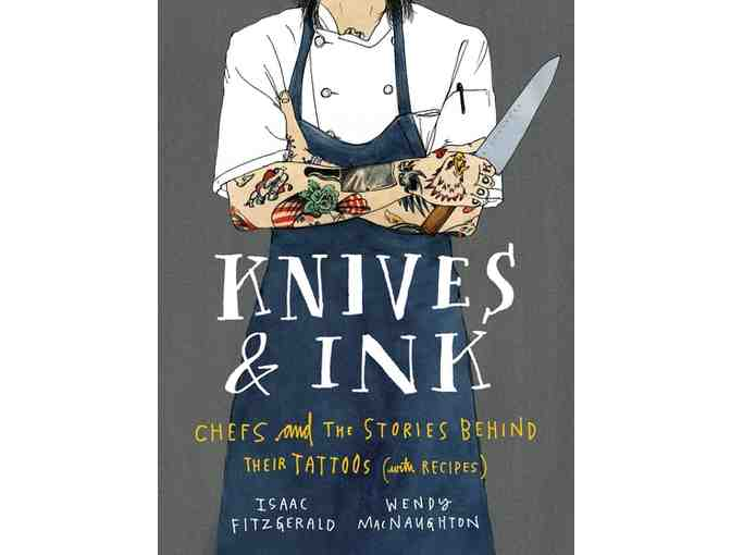 Knives & Ink Book