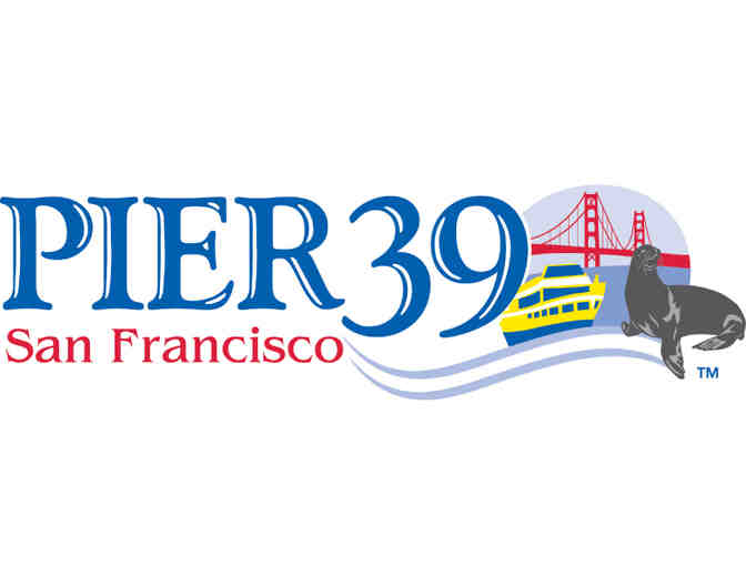 Pier 39 Family Fun Pack!