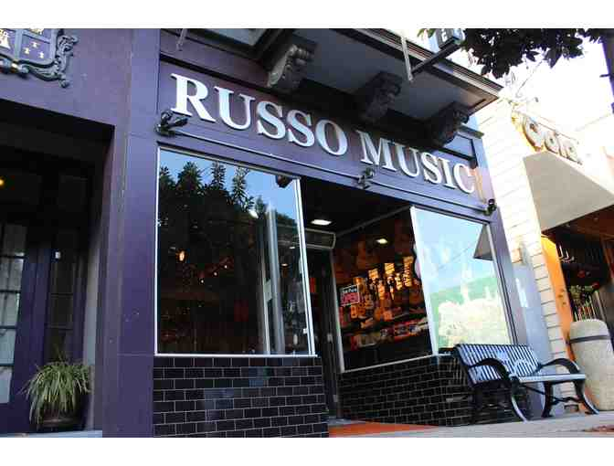 Russo Music Summer Camp