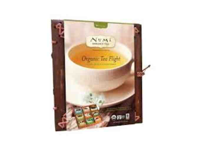 Organic Tea Flight
