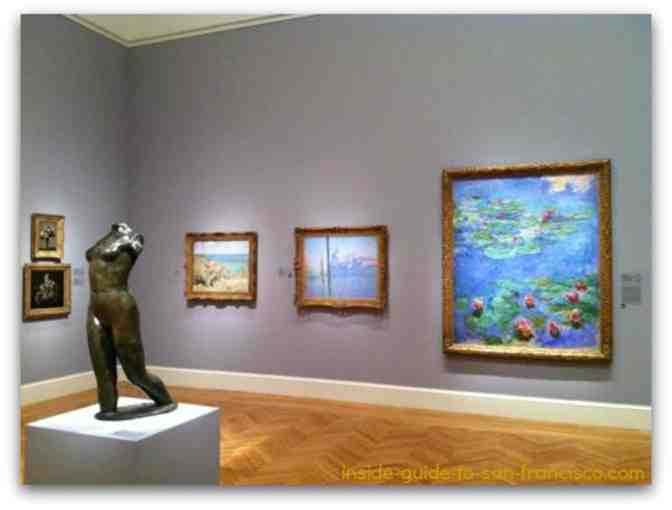 Monet Exhibit at the Legion of Honor