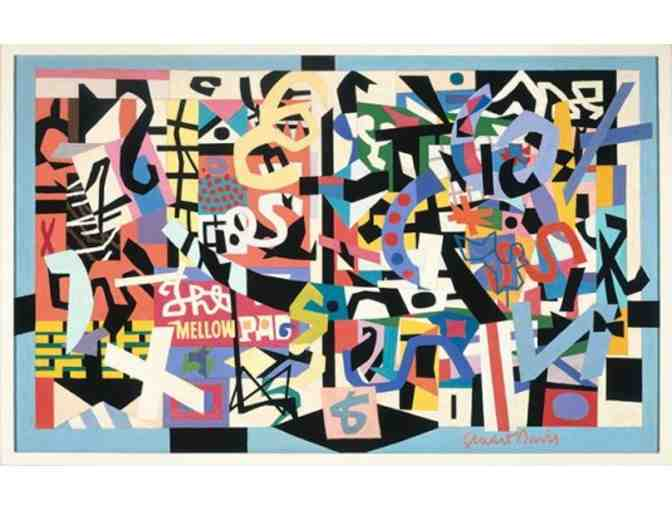 Stuart Davis Exhibit at the deYoung