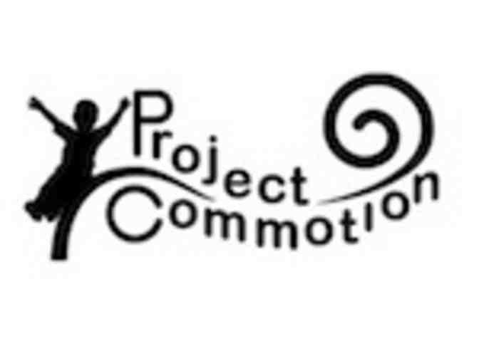 Project Commotion Gift Certificate