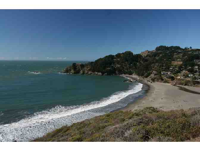 Muir Beach Weekend Getaway