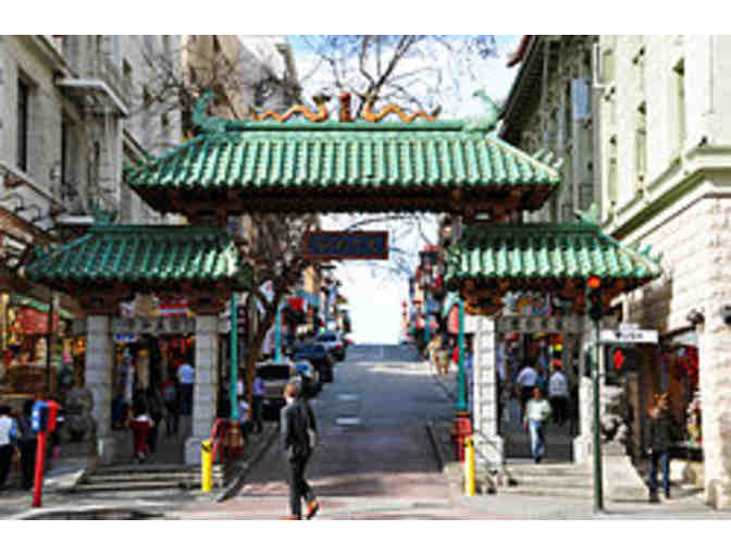 A Day in Chinatown with Tanya