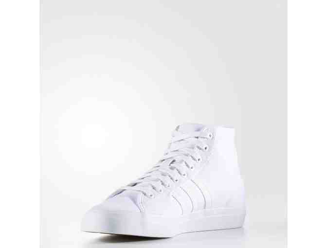 Adidas Men's Matchcourt High RX shoes White Size 11