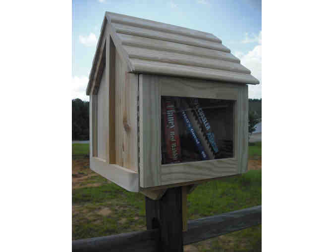 Custom Made Little Library