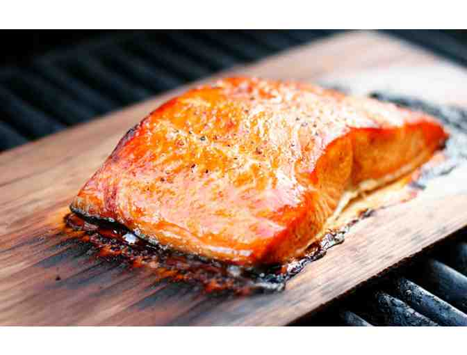 Ray's Famous Smoked Salmon