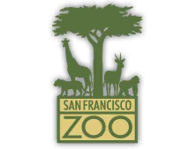 San Francisco Zoo: Two tickets