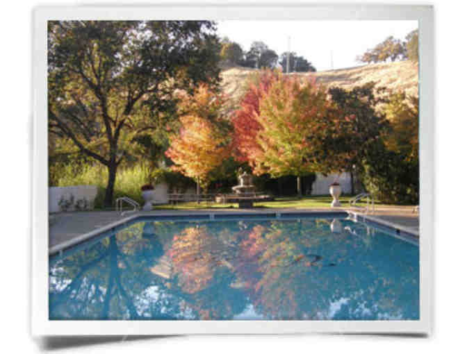 Mendocino Spa Day Use Certificate For Two