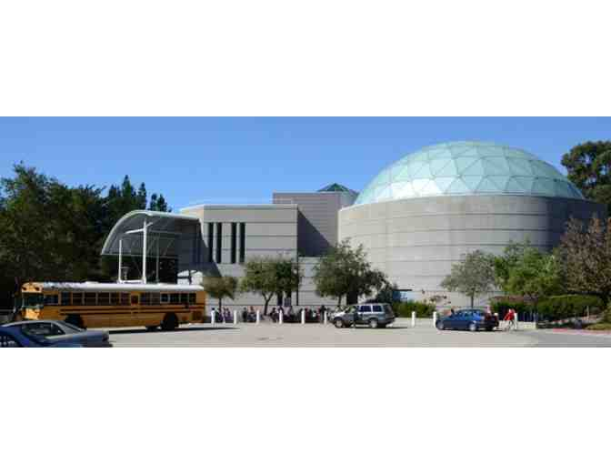 General Admission for 4 to Chabot Space & Science Center
