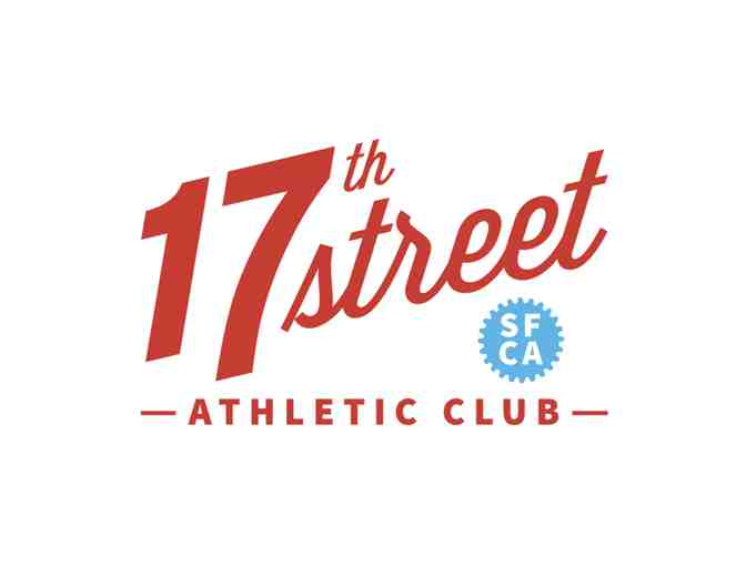 One month of classes at 17th Street Athletic Club
