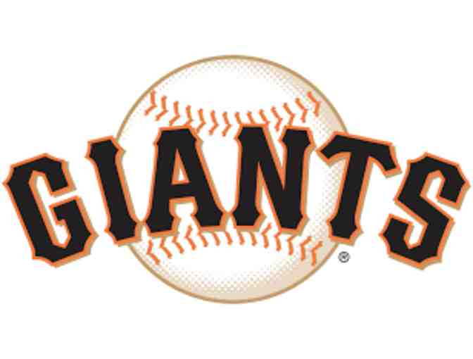 4 club level tickets to see Giants vs Dodgers, April 7
