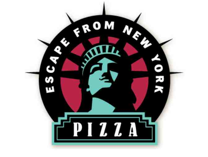 $50 Gift Certificate to Escape from New York Pizza