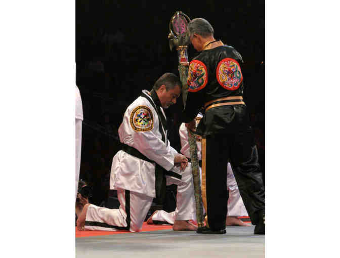 Martial Arts (Taekwondo) Instruction for 2