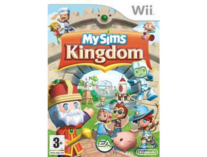MySims video game bundle for the Wii