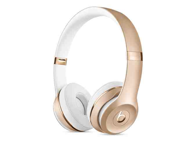 Beats Solo3 Wireless Headphones Special Edition Gold