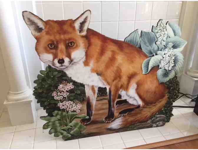 Fox Fire Place Guard