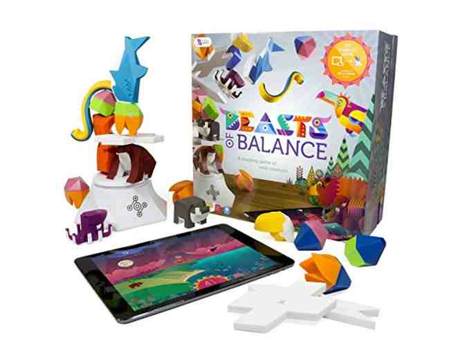 Beasts of Balance Game