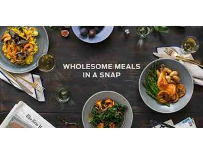 $50 Gift Card to Munchery