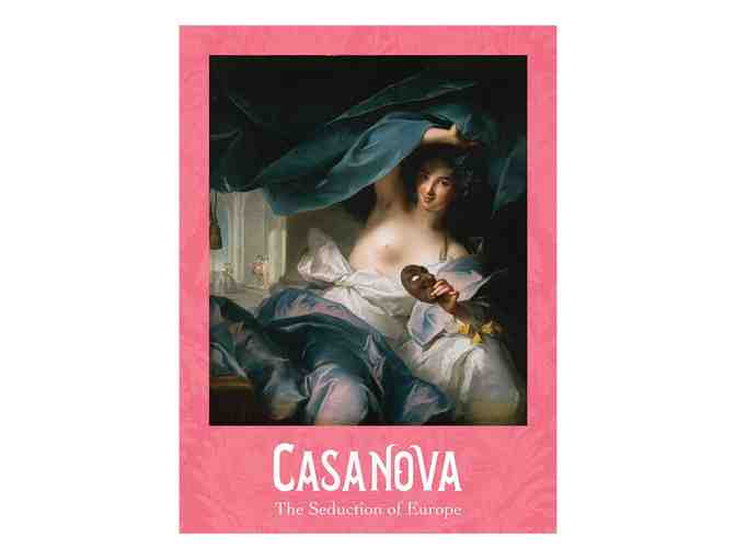 Casanova: The Seduction of Europe at the Legion of Honor