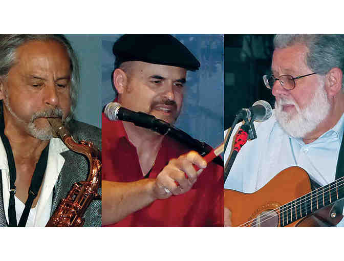 Cuban Band Trio El Guajiro will play at your next event, party!