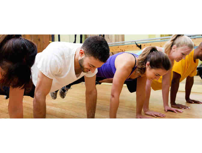 5 Pack of Classes & Gym Use at fitLOCALfit