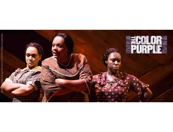2 Tickets to The Color Purple Opening Night May 2