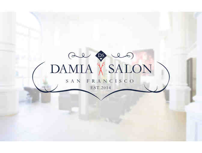 Women's Haircut @ Damia Salon