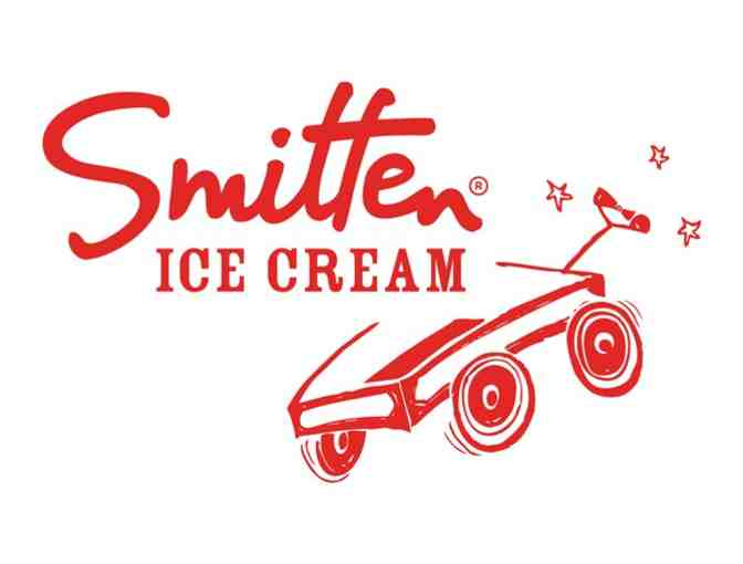 Go to Smitten Ice Cream with Annie