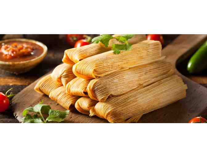 Home-made Delicious Holiday Season Mexican Tamales