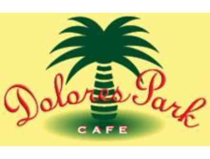 $30 Gift Card to Dolores Park Cafe