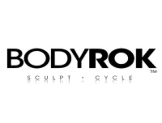 BODYROK San Mateo ~ 5 classes